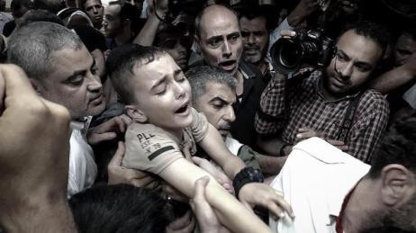 Médico palestino de Gaza morto por Israel deixou esposa e quatro filhos, em Gaza, 12 de junho de 2019 [Loai El-Agha]