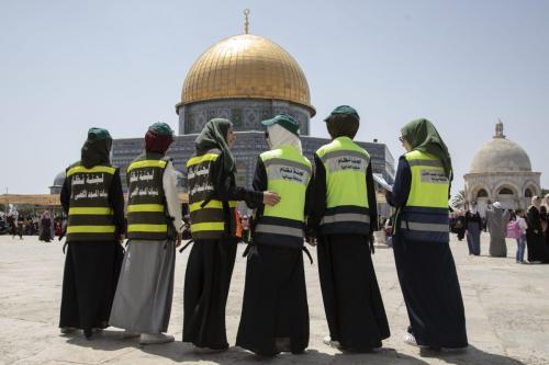 OIC discutirá violações israelenses em Jerusalém