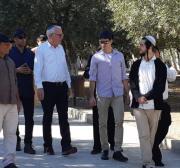Ministro israelense invade o complexo da Mesquita de Al-Aqsa