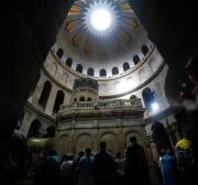 A limpeza étnica dos cristãos palestinos da qual ninguém fala
