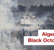 Relembrando o Outubro Negro na Argélia