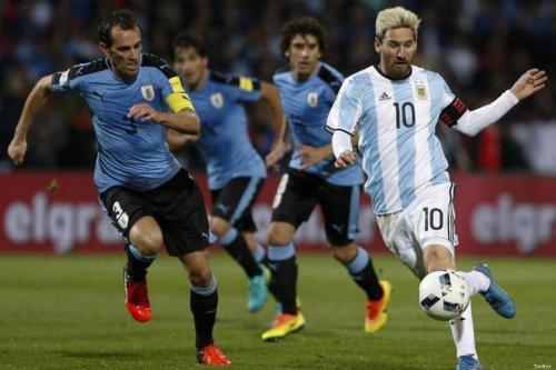 Argentina e Uruguai são duramente criticados por jogar partida de futebol em Israel