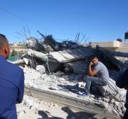 Israel emite dezoito novas ordens de demolição para residências palestinas em Hebron