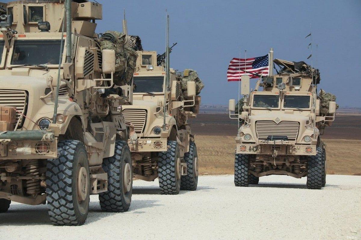 Forças dos EUA ampliam presença militar no nordeste da Síria – Monitor do Oriente