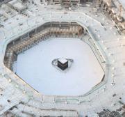 Mesquitas da Arábia Saudita reabrem para orações após fechamento