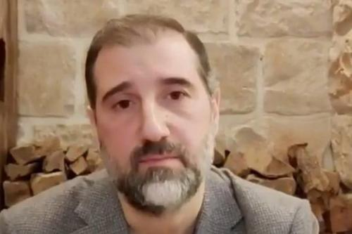 Empresário sírio e primo de Bashar transfere bens confiscados a fundo de caridade particular