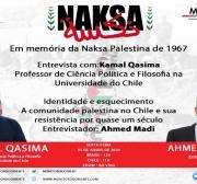 a lembrança da Naksa na América Latina