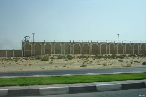 Prisão militar em Sharjah, Emirados Árabes Unidos [Step / Flickr]