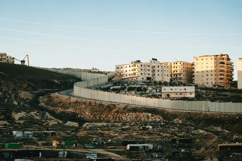 Muro da separação. {Domínio Público/Piqsels]