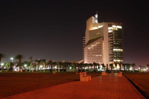 Sede da Corporação de Petróleo do Kuwait (KPC) [Wikimedia]