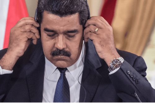 Nicolas Maduro [Albun Nicolás Maduro. Em 5 de dezembro de 2016/Eneias de Troya/Flick]