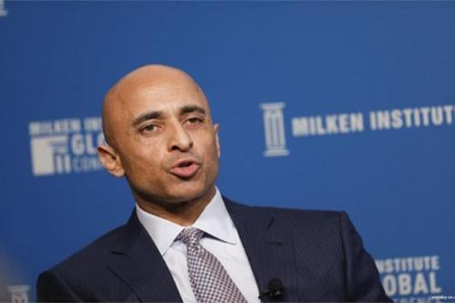 Embaixador dos Emirados Árabes Unidos em Washington, Yousef Al-Otaiba [Alaraby]