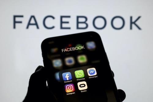Aplicativos de redes sociais, 5 de maio de 2020 [Hakan Nural/Agência Anadolu]