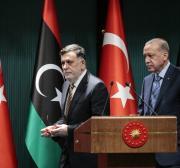 Como a Turquia reagirá à intervenção do Egito na Líbia?