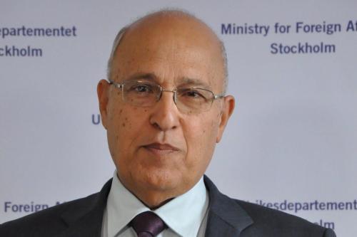 Nabil Shaath [Wikipedia
