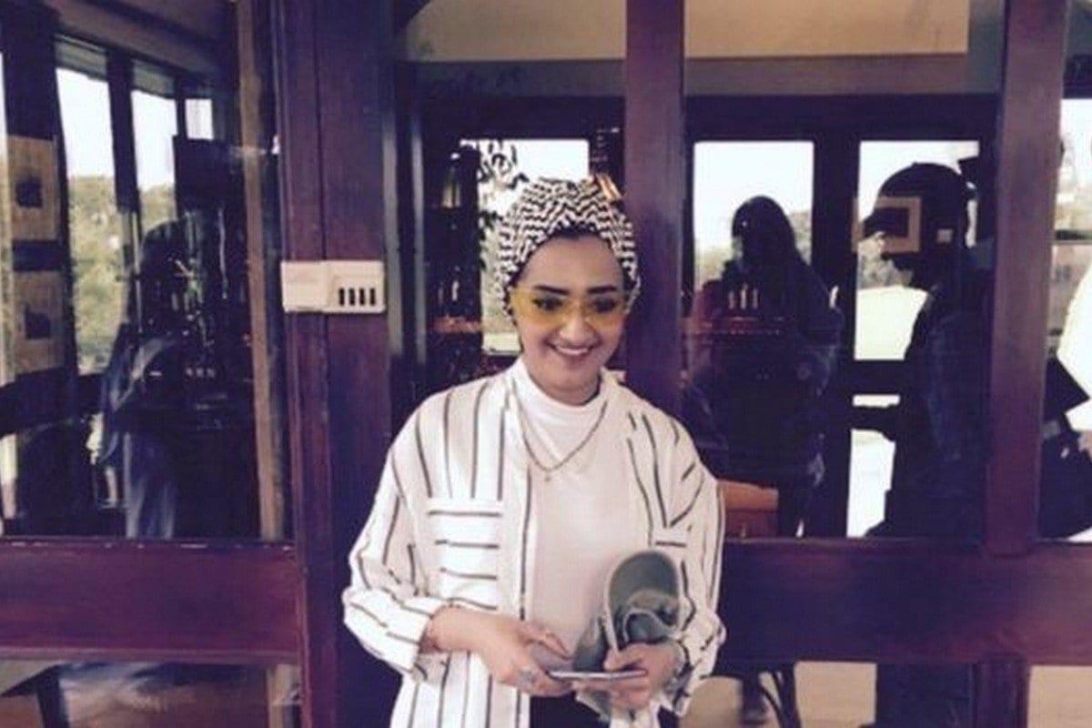 Sarah Al-Jabri, filha de Saad Al-Jabri, ex-agente saudita que vive no exílio em Canadá Canadá, em 25 de maio de 2020 [Twitter]