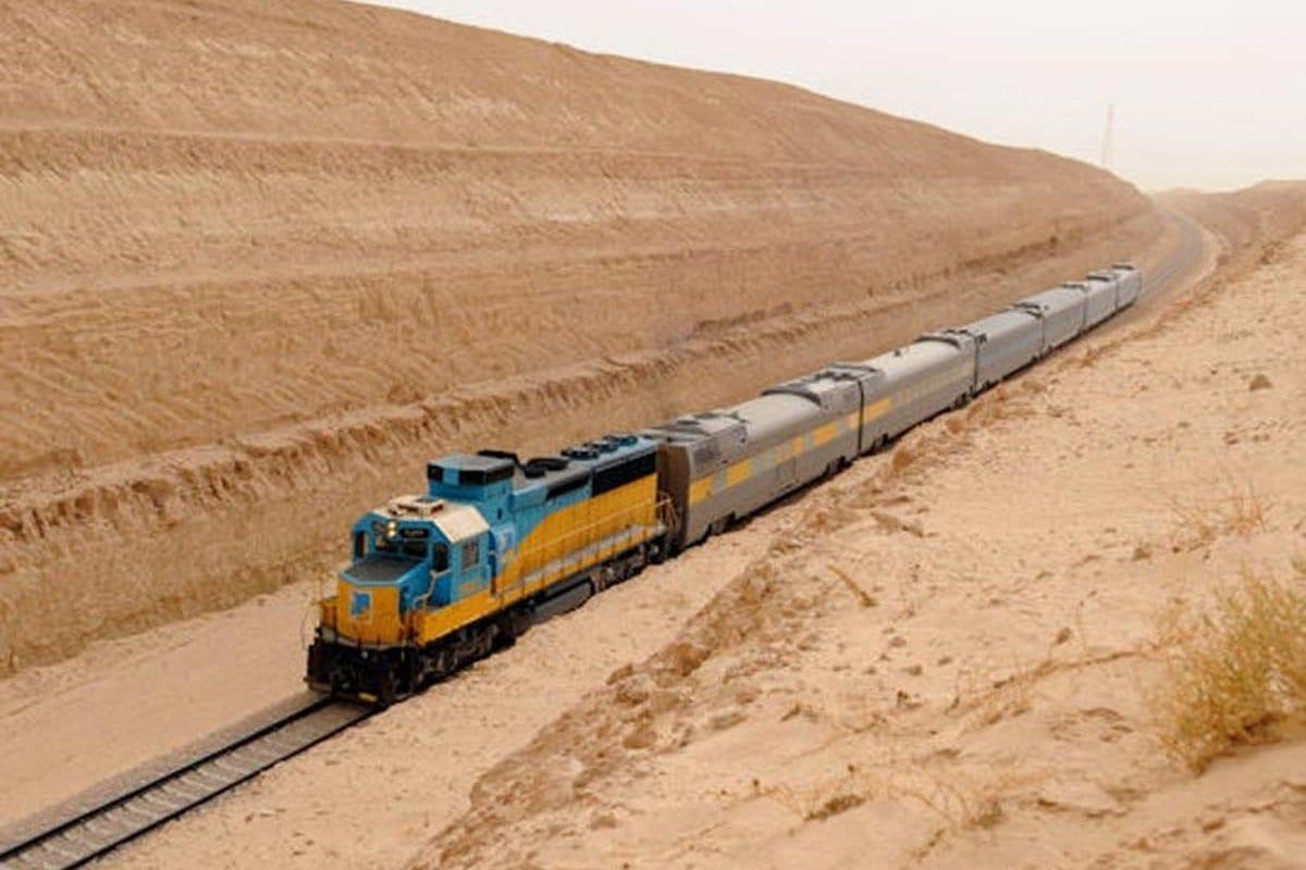 Linha ferroviária Dammaam – Riyadh [Wikipedia]