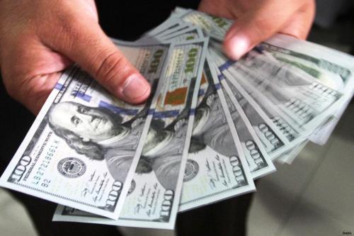 Dólares americanos [foto de arquivo]
