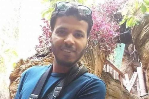Fotojornalista Ismail Bouzreiba al-Zway [218News/Twitter]