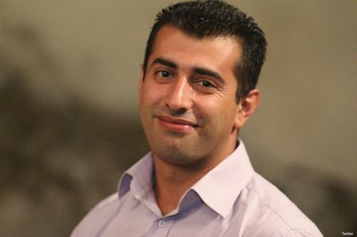 Mahmoud Nawajaa, coordenador geral do movimento BDS, Mahmoud Nawajaa [Twitter]