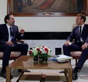 França apoia proposta de ex-premiê para encerrar impasse político no Líbano