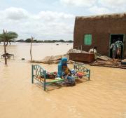 As inundações devastadoras do Sudão continuarão acontecendo sem apoio internacional
