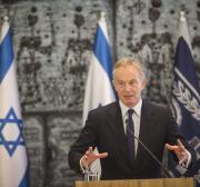 Laços entre estados árabes e Israel levarão paz aos palestinos, alega Tony Blair