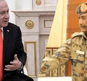 Netanyahu deverá encontrar-se líder do Sudão em Uganda, segundo relatos