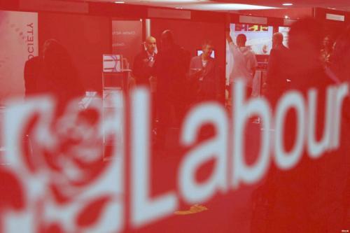 Partido Trabalhista do Reino Unido [foto de arquivo]