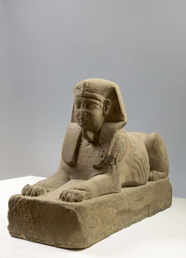 Egito Antigo: do cotidiano à eternidade - Divulgação/Exposição Egito Antigo