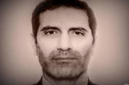 Assadollah Assadi, 48, diplomata iraniano [Twitter]