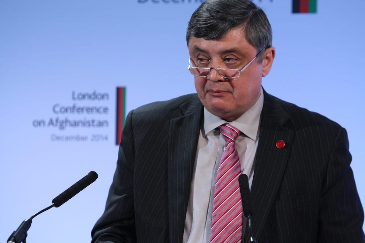 Zamir Kabulov, representante especial da Rússia para o Afeganistão [DFID/Flickr]