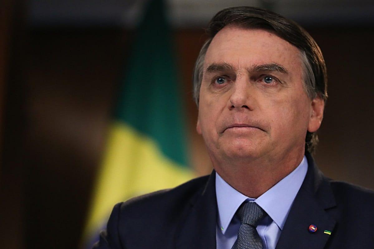 Presidente Jair Bolsonaro [ Marcos Corrêa / Fotos Públicas]