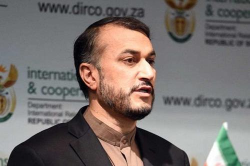 Político iraniano Hossein Amir-Abdollahian [Flickr]