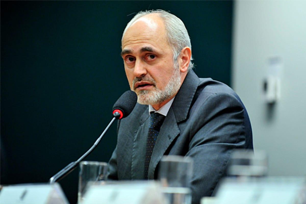 Sheik Jihad Hassan Hammadeh em são paulo [Foto: Gabriela Korossy/Câmara dos Deputados]