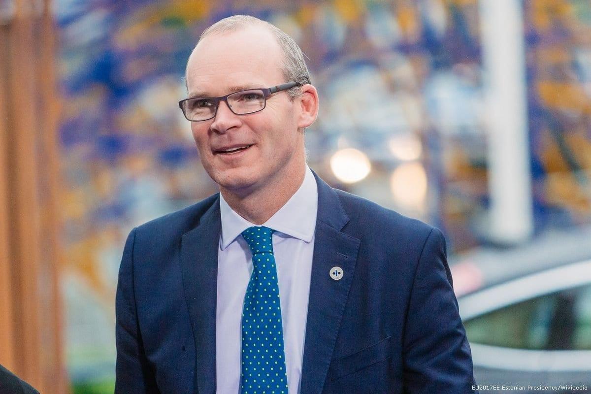 Ministro das Relações Exteriores da Irlanda, Simon Coveney. [EU2017EE Presidência da Estônia/Wikipedia]
