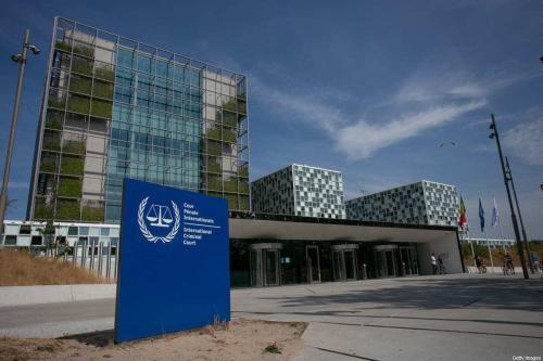 Tribunal Penal Internacional em Haia, Holanda, 20 de julho de 2018 [Ant Palmer/Getty Image]