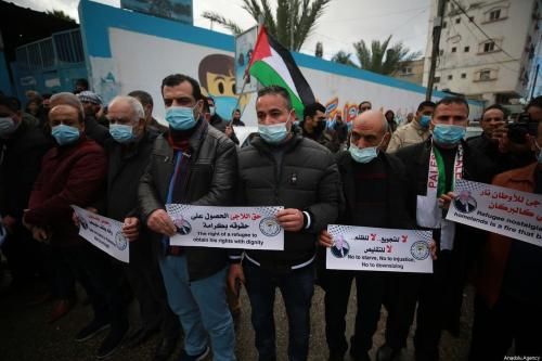 Reino Unido promete US$ 17,3 milhões à UNRWA