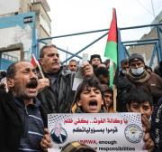 """A UNRWA é considerada """"neutra"""", mesmo quando a ajuda humanitária é politizada"""