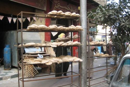Padeira egípcia [Karen Green/FlickR]