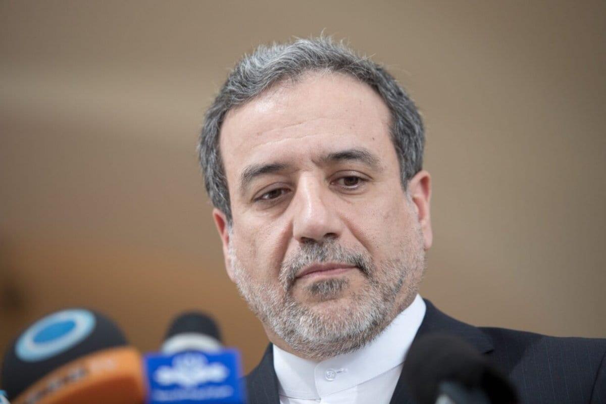 Abbas Araghchi, deputado político do Ministério das Relações Exteriores do Irã [Alex Halada/ AFP via Getty Images]