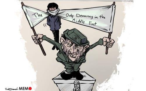 Israel prende membros do Hamas às vésperas das eleições [Sabaaneh/Monitor do Oriente Médio]