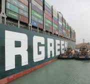Israel se aproveita do acidente no Canal de Suez para promover suas alternativas