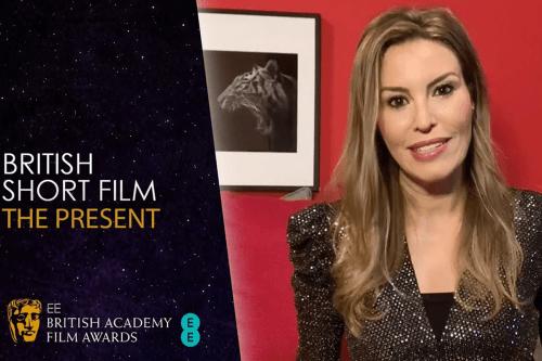 A cineasta britânico-palestina Farah Nabulsi ganhou o Bafta deste ano de melhor curta-metragem [Youtube]
