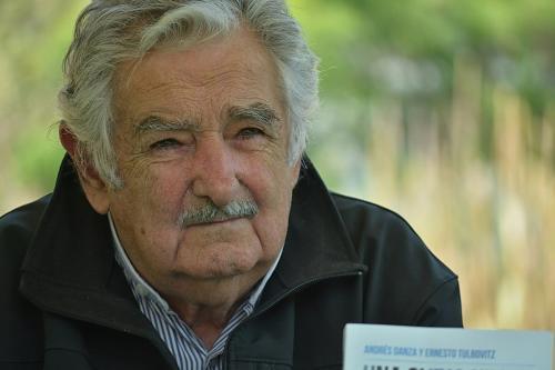 Pepe Mujca, ex-presidente uruguaio [wikipedia]