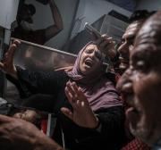 Gaza tem vinte mortos até agora, incluindo nove crianças