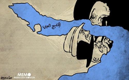 Tensões em Hormuz [Sabaaneh/Monitor do Oriente Médio]