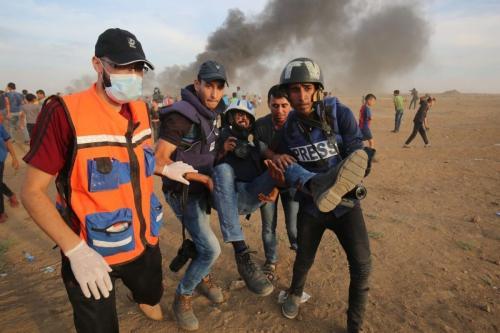 Israel deve ser responsabilizado por alvejar jornalistas, diz sindicato da África