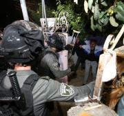 Israel deve conter incursões noturnas contra casas palestinas