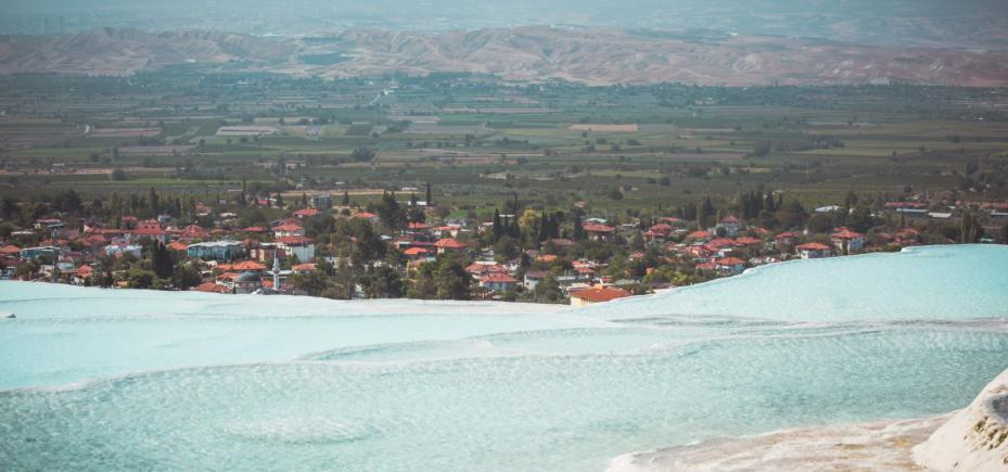 Pamukkale, Turquia [Ismael Romero]